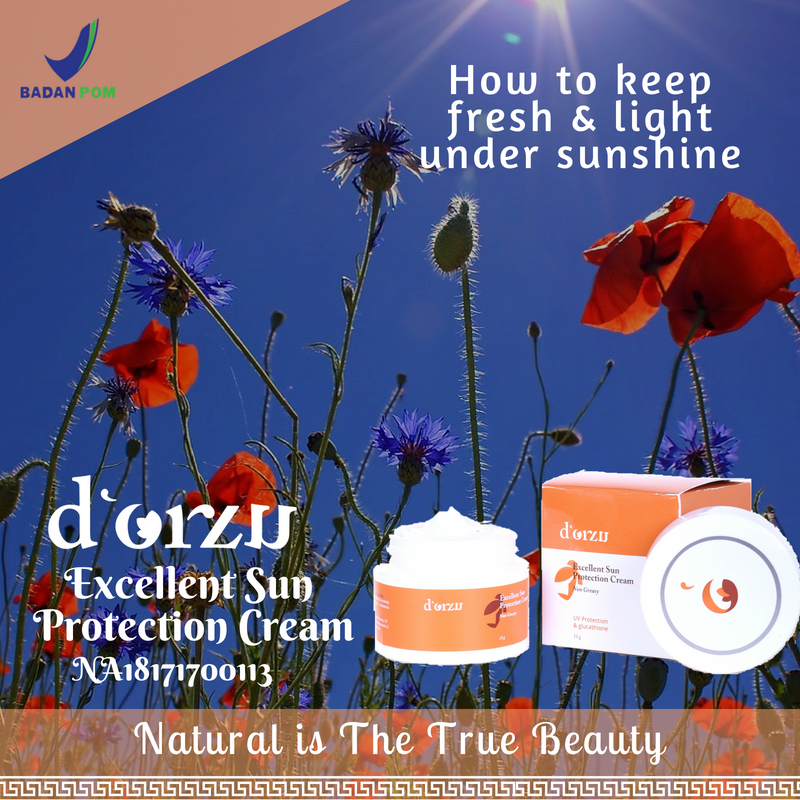 D'ORZU EXCELLENT SUN PROTECTION CREAM