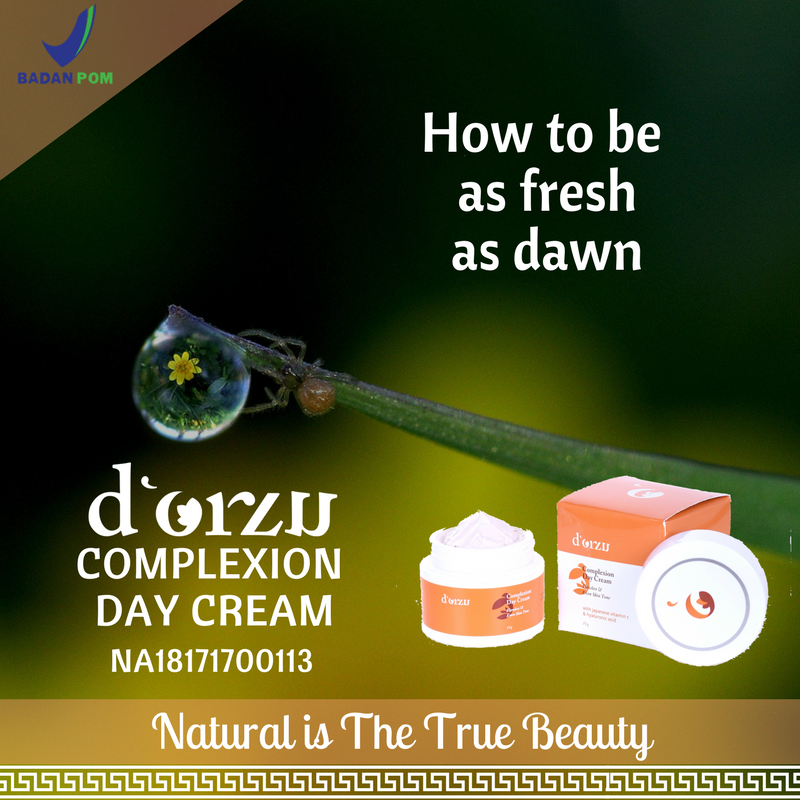 Avairra Beauty - D'Orzu Complexion Day